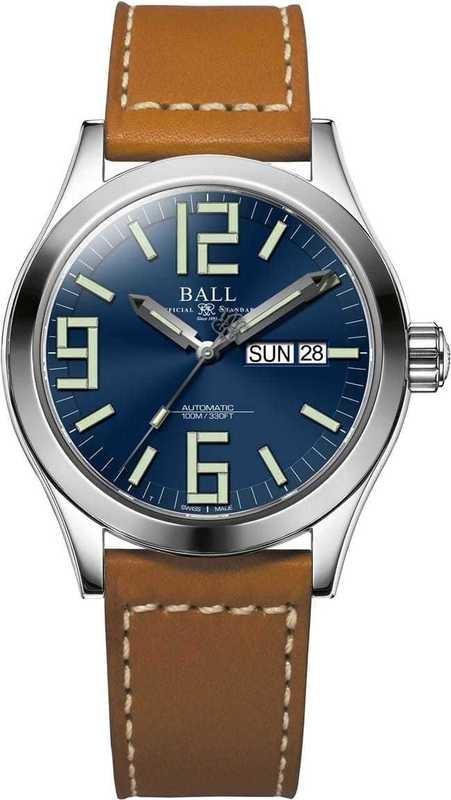Ball Watch Engineer II Genesis 43mm NM2028C-LBR7-BE