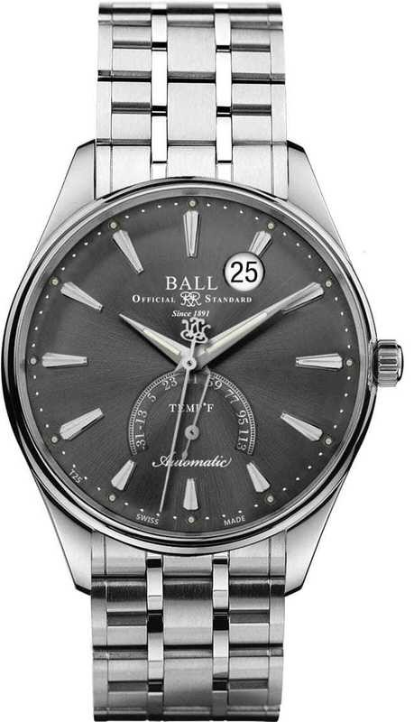 Ball Watch Trainmaster Kelvin Fahrenheit Scale NT3888D-S1J-GYF