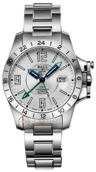 Ball Watch Engineer Hydrocarbon Magnate GMT GM2098C-SCAJ-SL