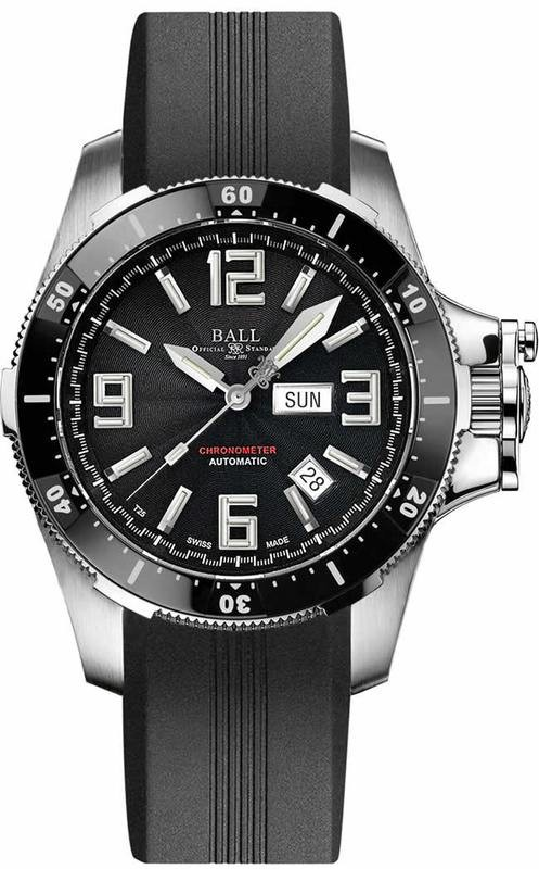 Ball Watch Engineer Hydrocarbon Airborne DM2076C-P1CAJ-BK