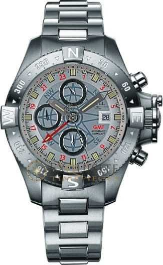 Ball Watch Engineer Hydrocarbon Spacemaster Oribtal DC2036C-S-WH