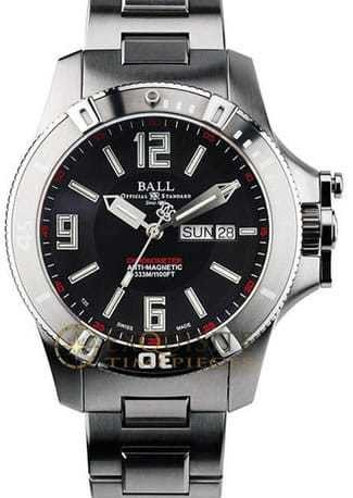 Ball Watch Engineer Hydrocarbon Spacemaster DM2036A-SCAJ-BK