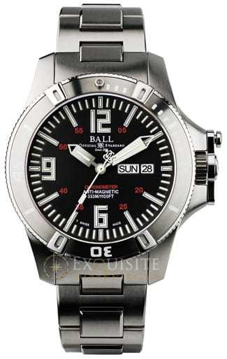 Ball Watch Engineer Hydrocarbon Spacemaster Glow DM2036A-SCA-BK