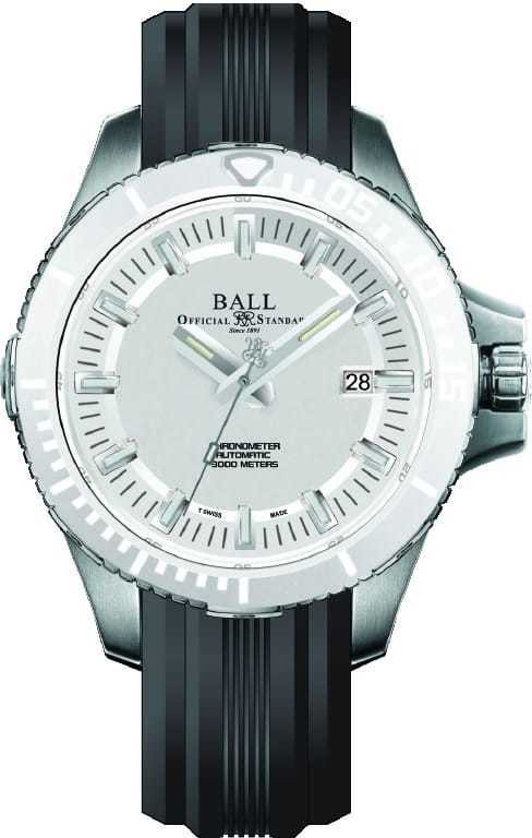 Ball Watch Engineer Hydrocarbon DeepQUEST DM3000A-PCJ-SL