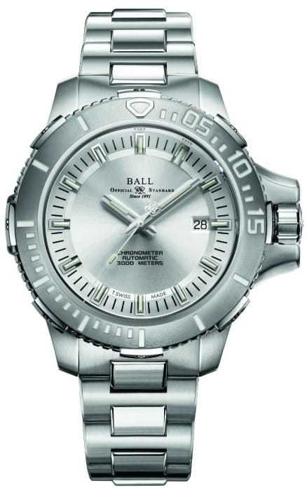 Ball Watch Engineer Hydrocarbon DeepQUEST DM3000A-SCJ-SL
