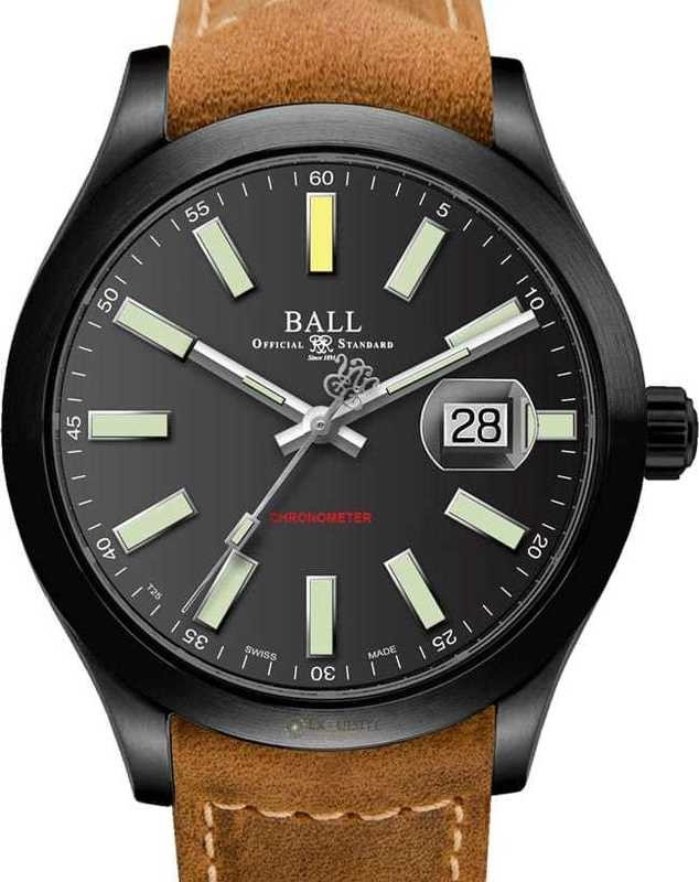 Ball Watch Engineer II Green Berets NM2028C-L4CJ-BK