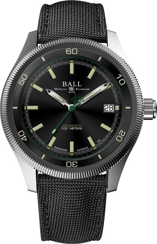 Ball Watch Engineer II Magneto SNM3022C-NCJ-BK