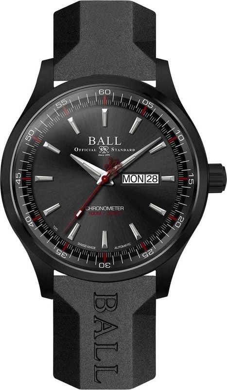 Ball Watch Engineer II Volcano NM3060C-PCJ-GY