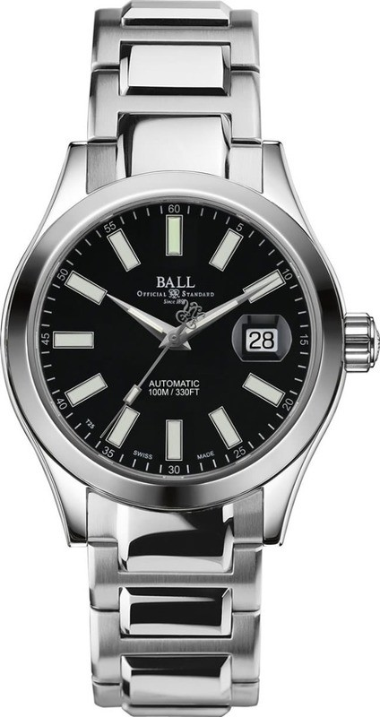 Ball Watch Engineer II Marvelight NM2026C-S6J-BK