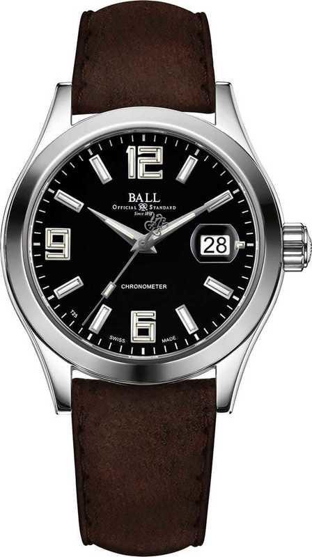 Ball Watch Engineer II Pioneer NM2026C-L4CAJ-BK