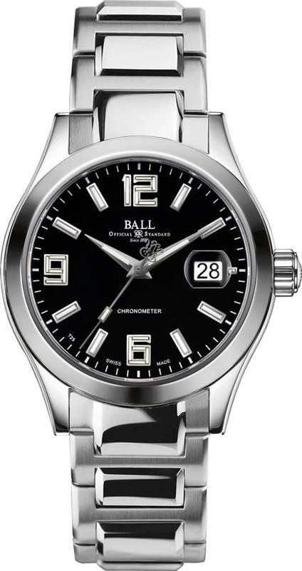 Ball Watch Engineer II Pioneer NM2026C-S4CAJ-BK