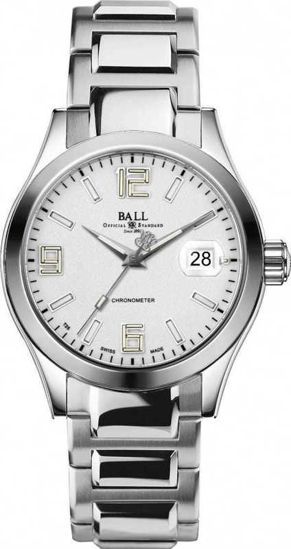 Ball Watch Engineer II Pioneer NM2026C-S4CAJ-SL
