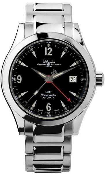 Ball Watch Engineer II Ohio GMT COSC GM1032C-S2CJ-BK