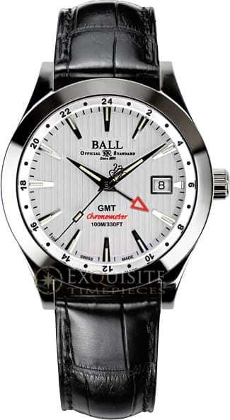 Ball Watch Engineer II Red Label GMT GM2026C-LCJ-WH