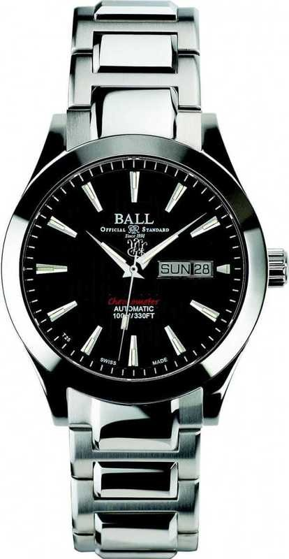 Ball Watch Engineer II COSC Red Label NM2026C-SCJ-BK