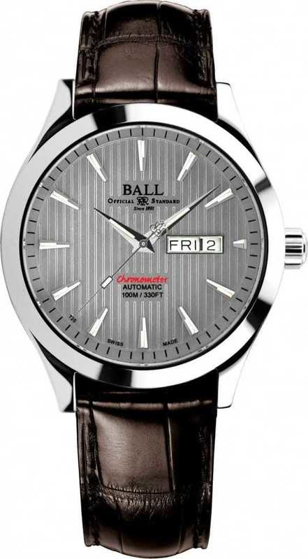 Ball Watch Engineer II Red Label 43mm NM2028C-LCJ-GY
