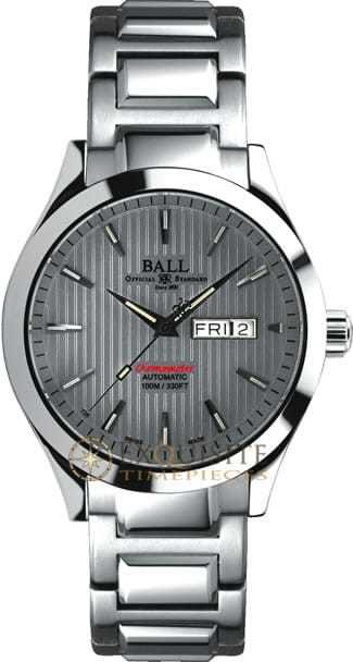 Ball Watch Engineer II COSC Red Label 43mm NM2028C-SCJ-GY