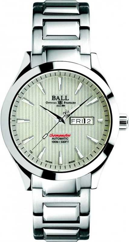 Ball Watch Engineer II COSC Red Label 43mm NM2028C-SCJ-WH