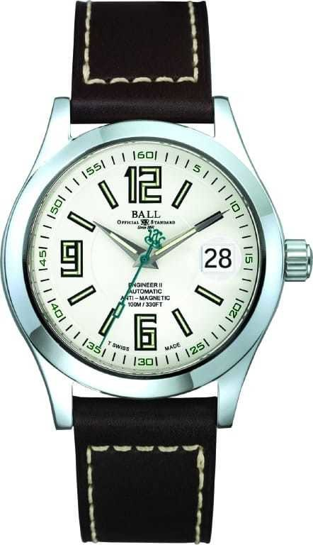 Ball Watch Engineer Master II Arabic NM1020C-L4-WH