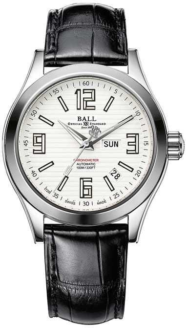 Ball Watch Engineer II Arabic Chronometer NM2026C-L2CA-WH