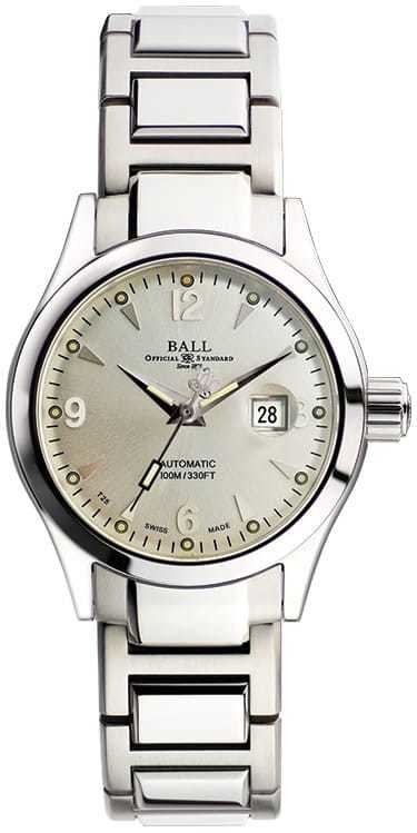 Ball Watch Engineer II Ohio Lady NL1026C-S1J-SL