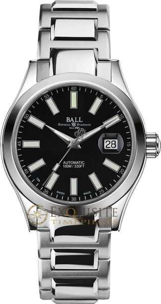 Ball Watch Engineer II Marvelight NM2026C-S6-BK
