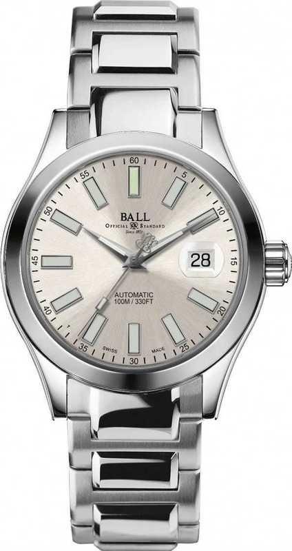 Ball Watch Engineer II Marvelight NM2026C-S6-SL