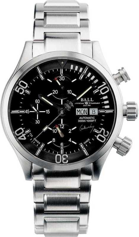 Ball Watch Engineer Master II Diver FreeFall DC1028C-S2J-BK