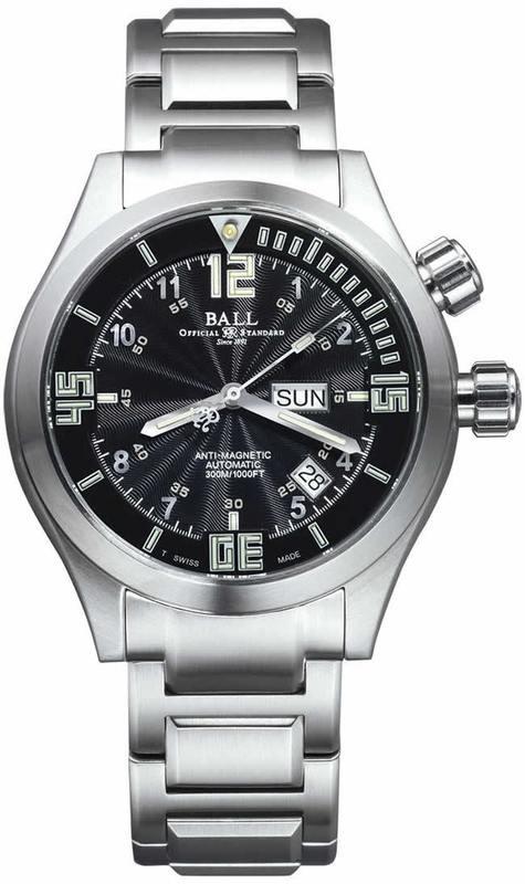Ball Watch Engineer Master II Diver DM1020A-SAJ-BKWH