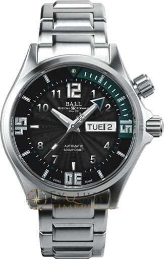 Ball Watch Engineer Master II Diver DM2020A-SA-BKGR