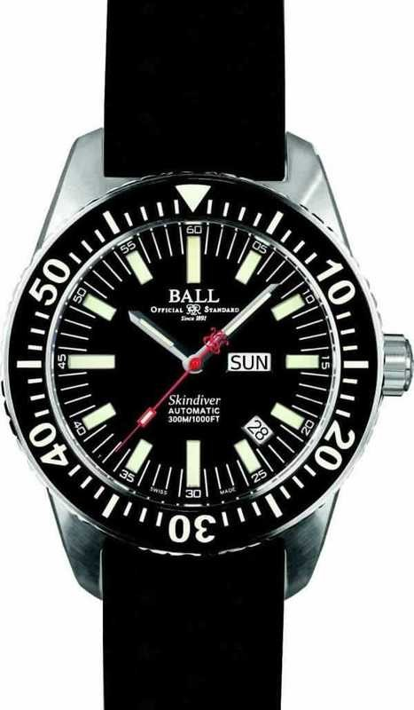 Ball Watch Engineer Master II Skindiver DM2108A-P-BK