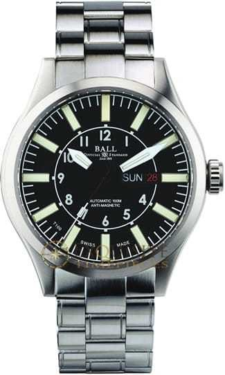 Ball Watch Engineer Master II Aviator NM1080C-S3-BK