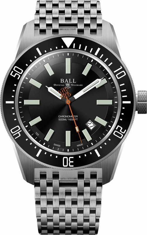 Ball Watch Engineer Master II Skindiver IIDM3108A-SCJ-BK