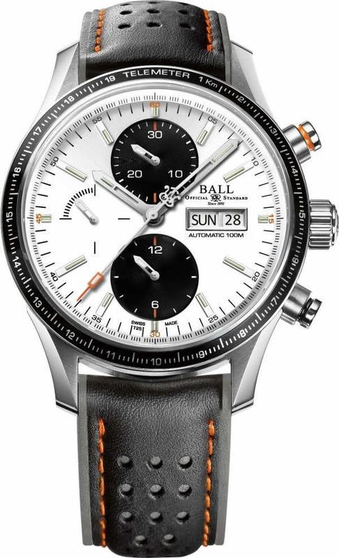 Ball Watch Fireman Storm Chaser Pro CM3090C-L1J-WH