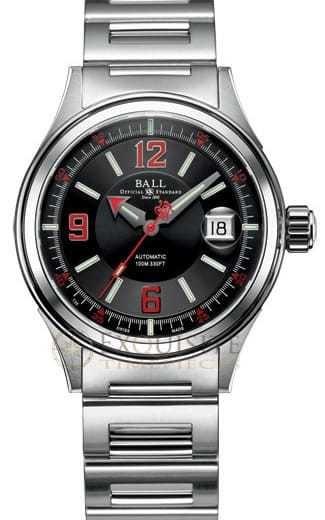 Ball Watch Fireman Racer NM2088C-S2J-BKRD