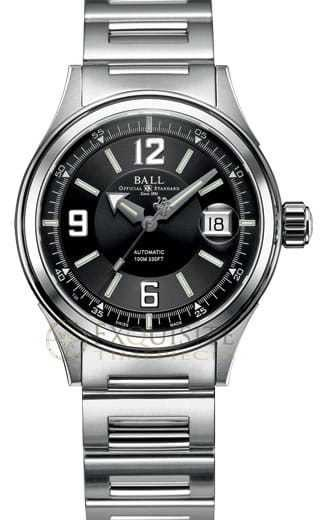 Ball Watch Fireman Racer NM2088C-S2J-BKWH