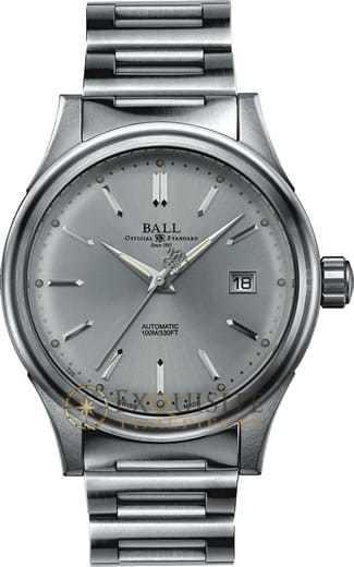 Ball Watch Fireman Classic 40mm NM2098C-SJ-WH