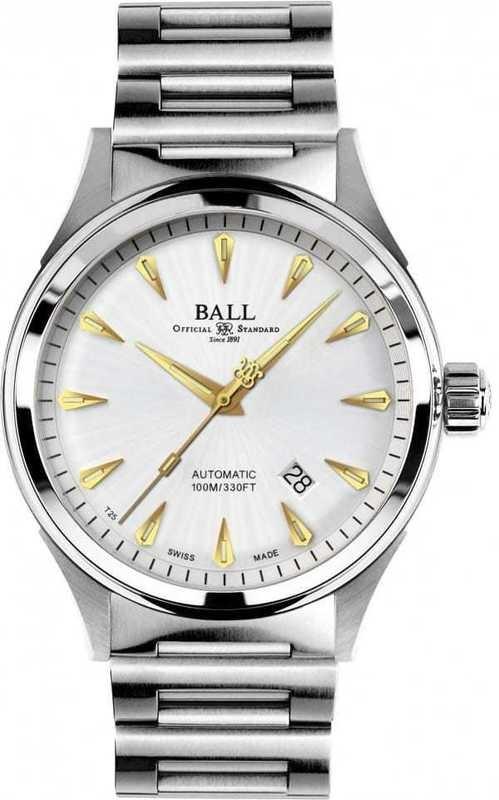 Ball Watch Fireman Racer Classic 42mm NM2288C-SJ-SL