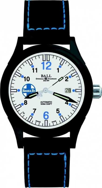 Ball Watch Fireman Sante Fe Special NM1092C-L3J-SLBE