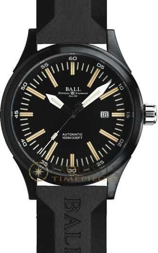 Ball Watch Fireman Night Train II DLC NM2092C-P-BK