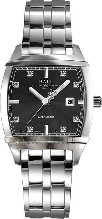 Ball Watch Conductor Lady Transcendent Diamond MOP NL1068D-S3J-GY
