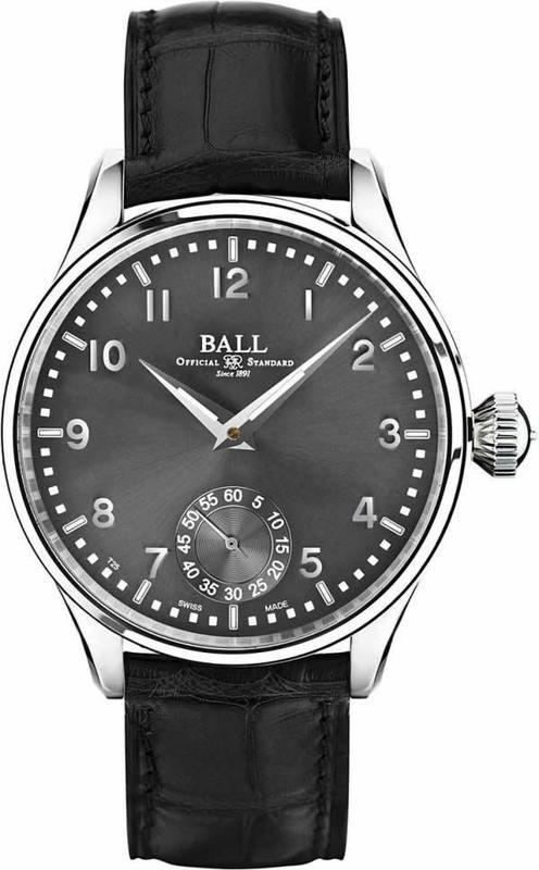 Ball Watch NEW Trainmaster Officer NM3038D-LJ-GY