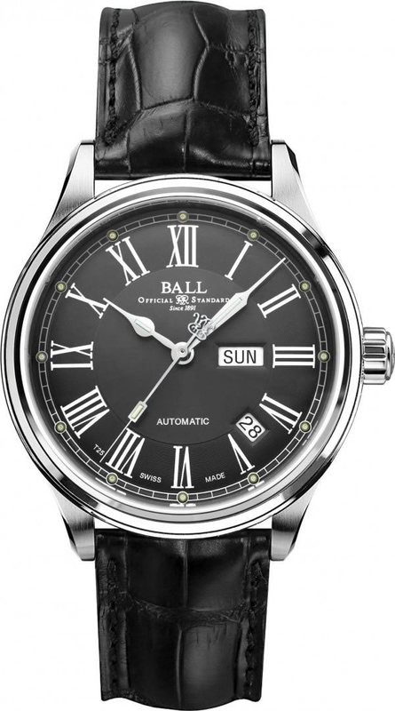 Ball Watch Train Master Roman NM1058D-L4J-GY