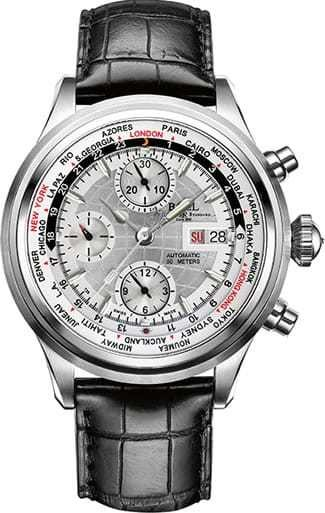 Ball Watch Worldtime Chronograph CM2052D-LJ-SL