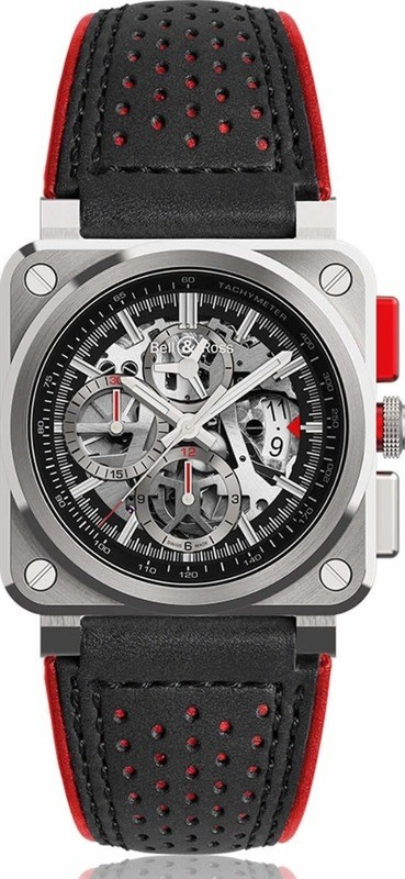 Bell & Ross BR 03-94 AEROGT Limited Edition BR0394-SC-SCA