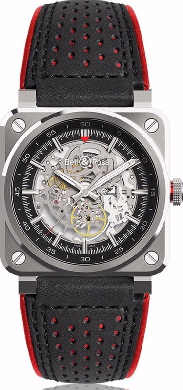 Bell & Ross BR 03-92 AEROGT Limited Edition BR0392-SC-SCA