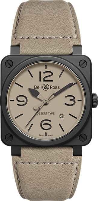 Bell & Ross BR 03-92 Desert Type BR0392-DESERT-CE