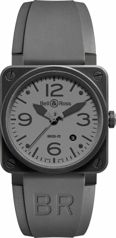 Bell & Ross BR03-92 Instrument Commando