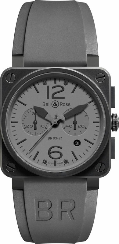 Bell & Ross BR 03-94 Commando Chronograph BR-03-94-CO
