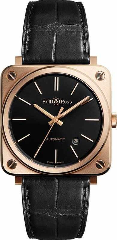 Bell & Ross BRS Rose Gold BR-S-RG